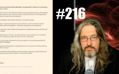 FPV #216 – Quebec Quarantine Facility, COVID19, Bernier, Ending Lockdowns, And China