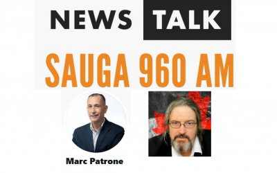 LIVE: Frank Vaughan And Marc Patrone Meet Up To Talk Politics On Sauga 960 AM