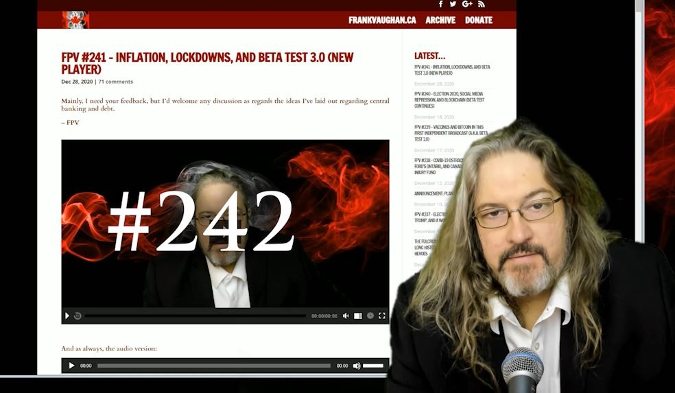 FPV #242 – Big Upgrade, Useless Politicians, And Viewer Comments